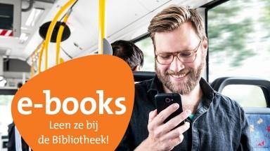 leen e-books bij de bibliotheek