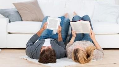 lezen boeken e-books mensen